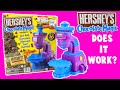 2002 Hershey's Chocolate Magic Maker - Melt and Make Your Own Chocolate Candy