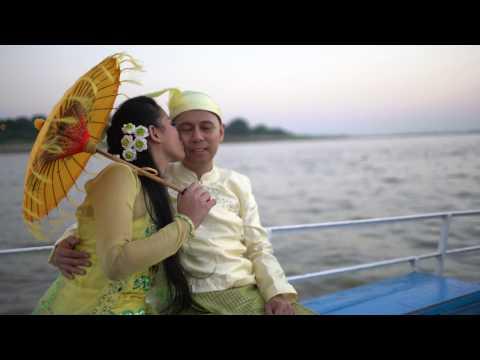 Htet 2 Htet Beach Wedding @ Hilton Ngapali, Myanmar (1)
