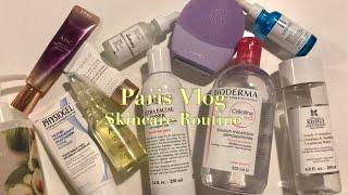 Paris Vlog - Skincare Routine…