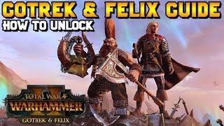 Gotrek & Felix Guide: How to Unlock & Stat Breakdown + Unit Testing