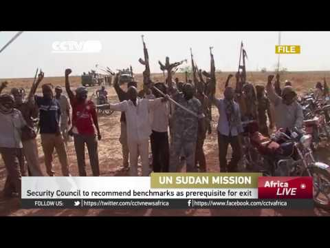 UNSC to maintain presence of 16,000 troops, 13 police units in Sudan