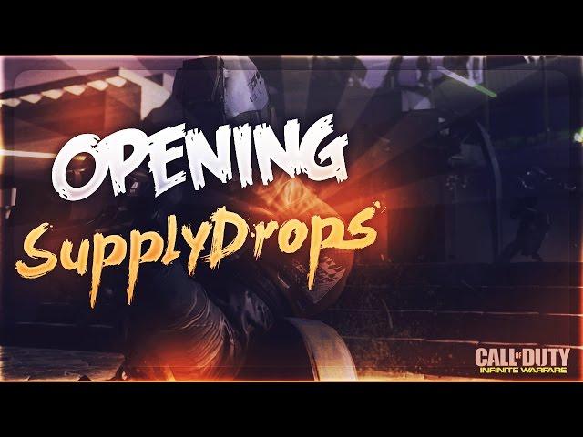 Infinite warfare: SupplyDrops 14.000 cods points!!