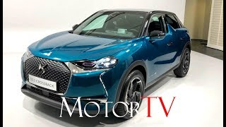 ALL NEW 2019 DS 3 CROSSBACK l WORLD PREMIERE (FR/ENG SUB)