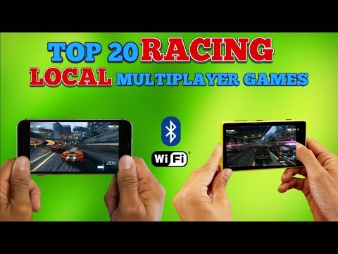 Top 20 Racing LOCAL Multiplayer Games For Android Via Wi-Fi/Bluetooth