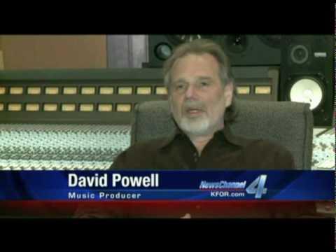 David Powell on KFOR News.mov