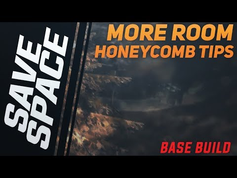 Rust Honeycomb Building Concepts | Bases With Room to Move