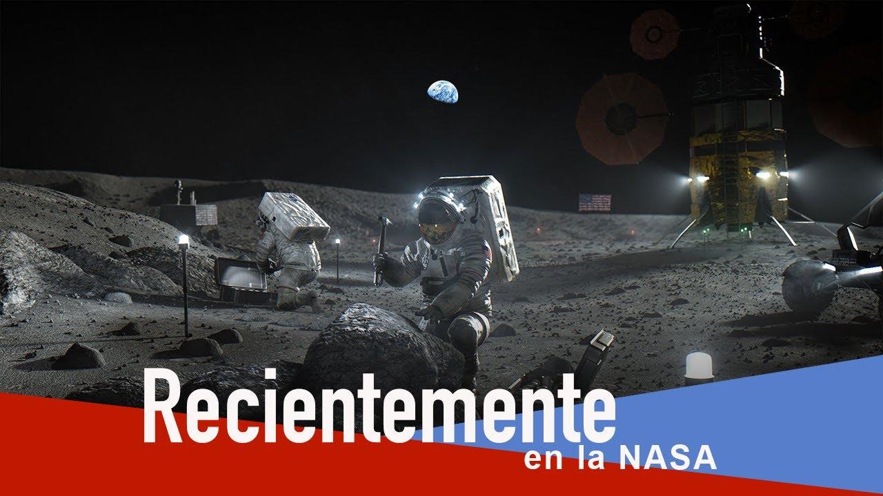 Un paso hacia la exploración sustentable de la Luna: TW@N - 11 de septiembre de 2020