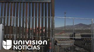fondos para construir el muro fronterizo no estarán incluidos en el presupuesto para el próximo año