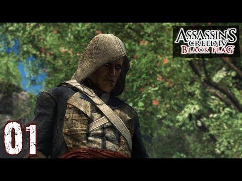 Assassin's Creed IV  Black Flag 01 - Edward Elric, el pirata asesino :0