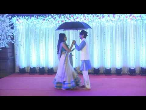 Sangeet Sandhya Dance on  Pyar Hua Ikrar Hua Hai Pyar Se