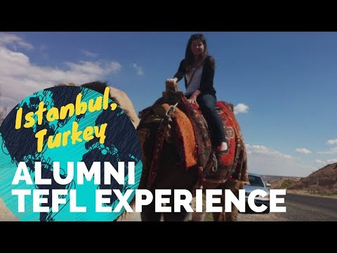 Teaching English in Istanbul, Turkey #2 - TEFL Experience