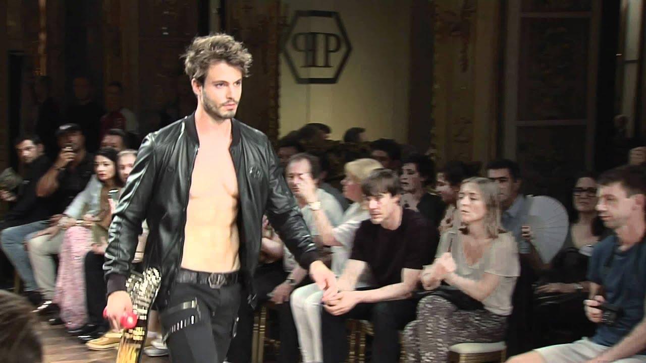 PHILIPP PLEIN Herren Frühling Sommer Fashion Show Event