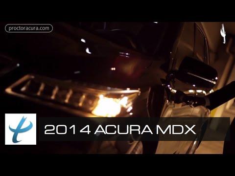 2014 Acura MDX - Award Winning Utility Vehicle Of The Year