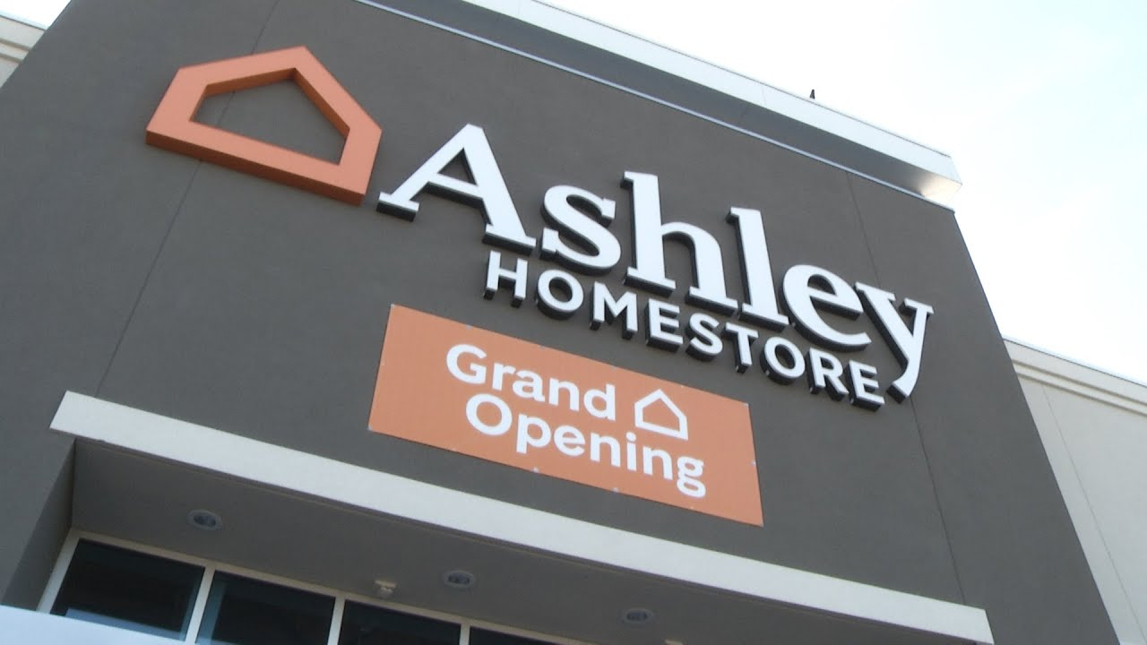 Ashley HomeStore Grand Opening In West Tampa YouTube - Ashley furniture tampa