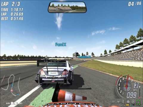 Download Toca Race Driver 3 Dtm Championship 1 Hockenheimring MP3