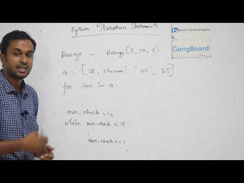 Python Iterator in Tamil | Python Tutorial For Beginners thumbnail