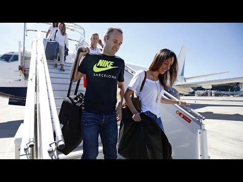 The trip to Monaco