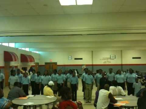 Kipp Diamond Academy's 2009 Chant off Champions