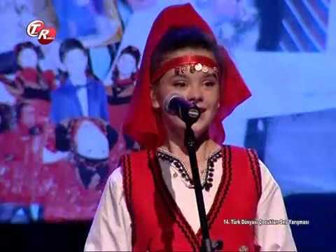 14.Türk Dünyası Çocukları Ses Yarışması