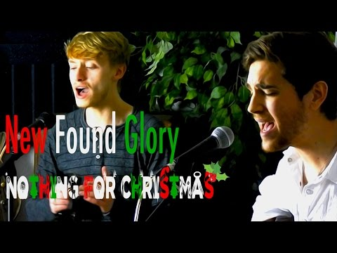 New Found Glory - Nothing For Christmas [Anthony Gruver (Feat. Samuel Thompson) Cover]