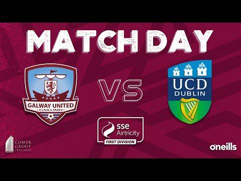 GUFC 4-1 UCD | HIGHLIGHTS | 24TH SEPTEMBER 21'