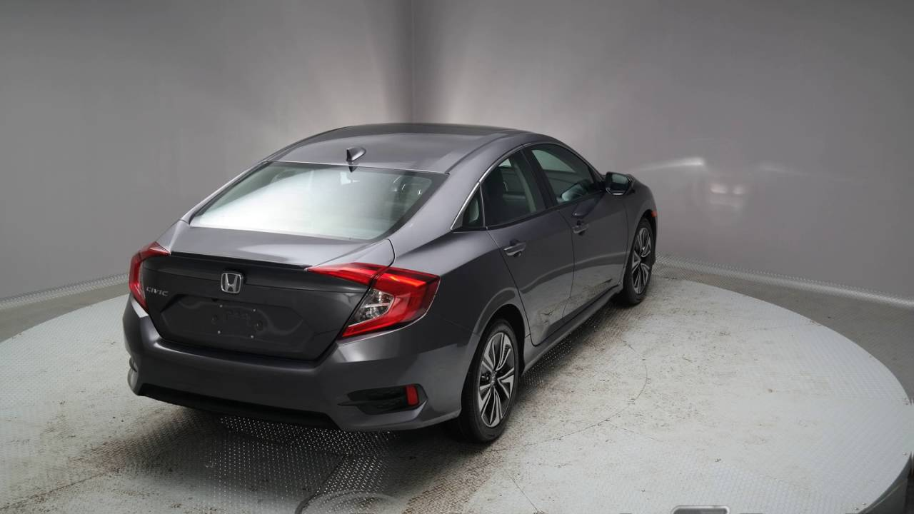 2016 modern steel metallic honda civic sedan g567 youtube for Honda civic modern steel
