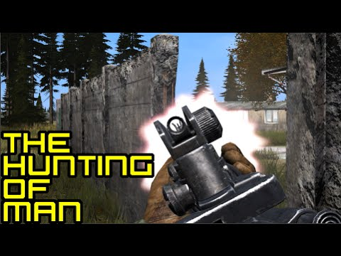 The hunting of man  DayZ SA First Person Adventures