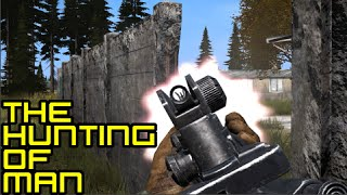 The hunting of man - DayZ SA First Person Adventures