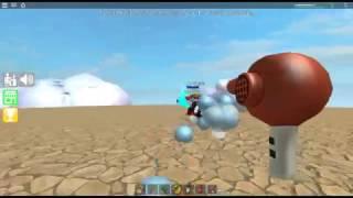 ROBLOX / Epic Minigames / Minigames / Blow Dryer Battle