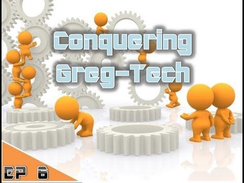 Conquering Gregtech  FTB 1.5.2 Beta :: Episode 6 :: Tree Power!!!!!