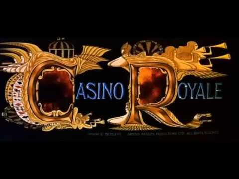 007 James Bond All Cinema Movies Opening Titles.