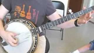 Beginning Banjo:  The G Lick