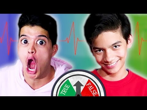 LIE DETECTOR TEST on Little Bro!