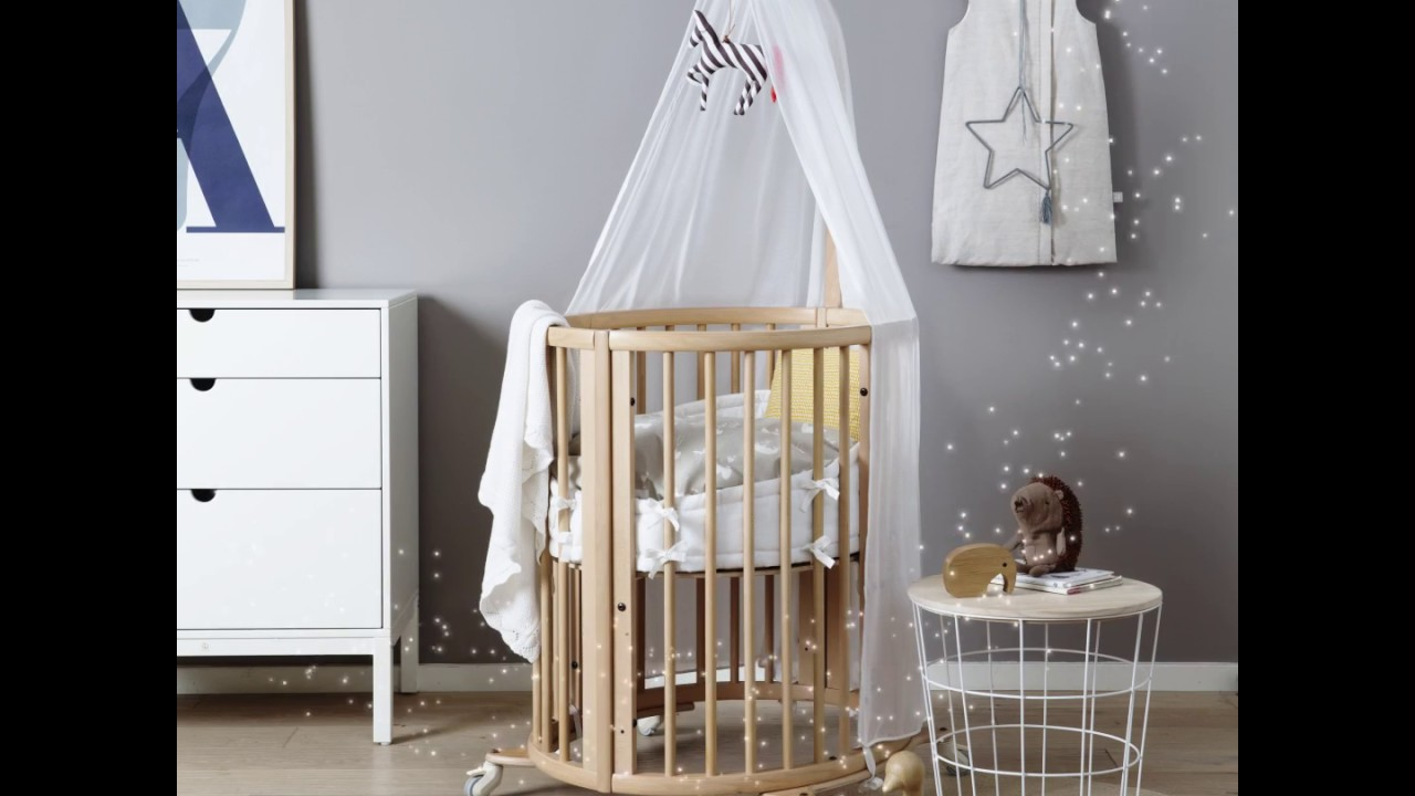 get the look stokke sleepi mini youtube. Black Bedroom Furniture Sets. Home Design Ideas