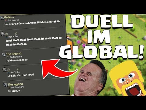 😆-global-chat-duell!-😆-clash-of-clans-⭐️-coc