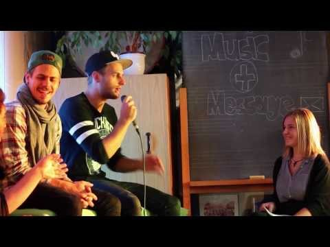 Good Weather Forecast Interview @music+message 2013