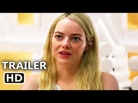 MANIAC Official Trailer # 2 (NEW 2018) Emma Stone, Jonah Hill, Sci-Fi Netflix Series HD