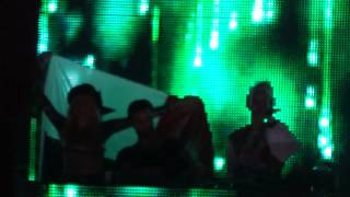 The Day After Nervo @ Panama TDA 14 january 12th 2014 Revolution HD Quality
