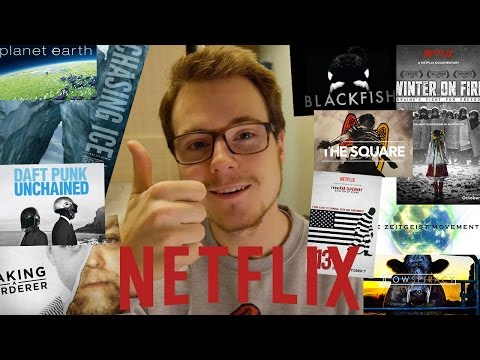 TOP 10 DOCUMENTARIES ON NETFLIX