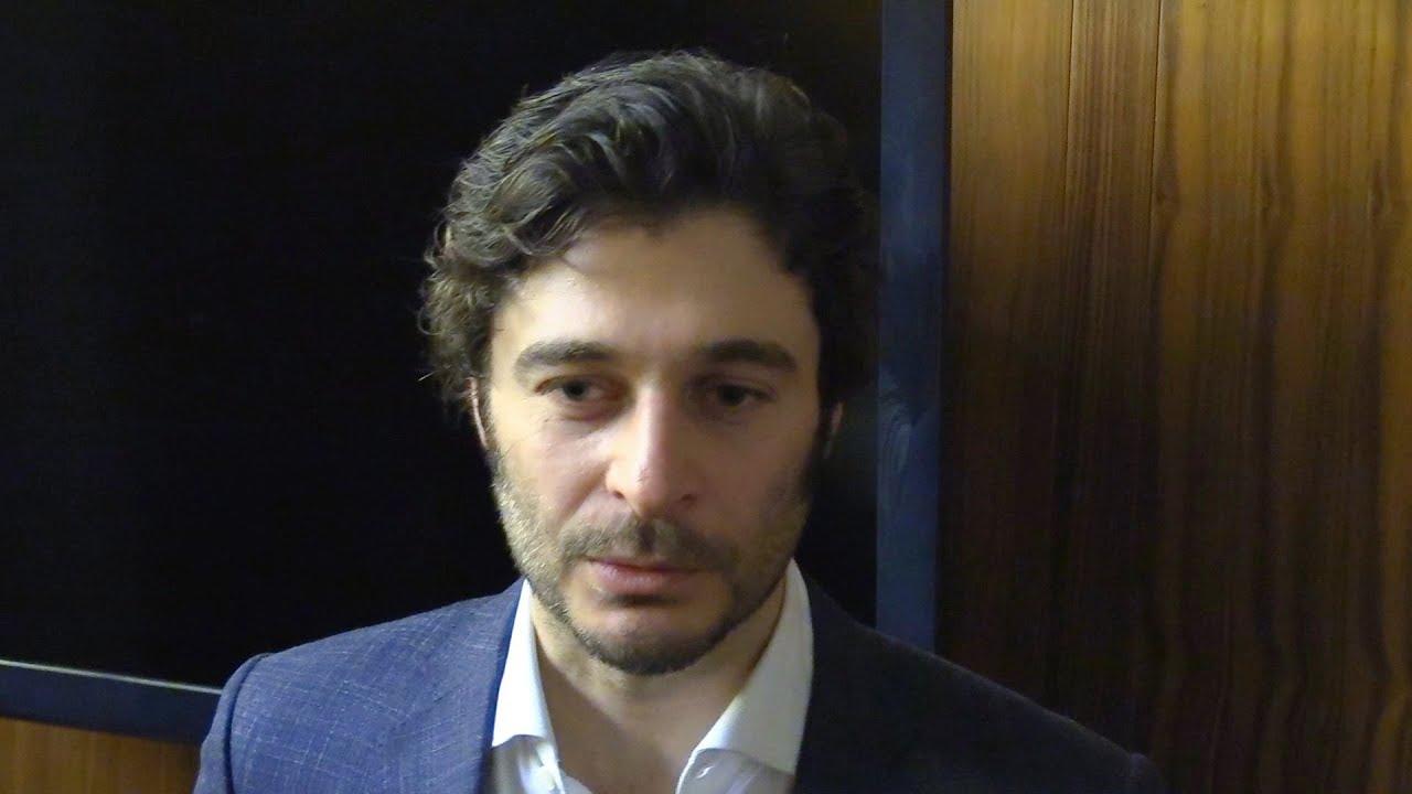 Intervista Con Lino Guanciale Per La Porta Rossa 2