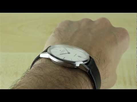 477062f3d Hamilton Intramatic Watch Review - YouTube