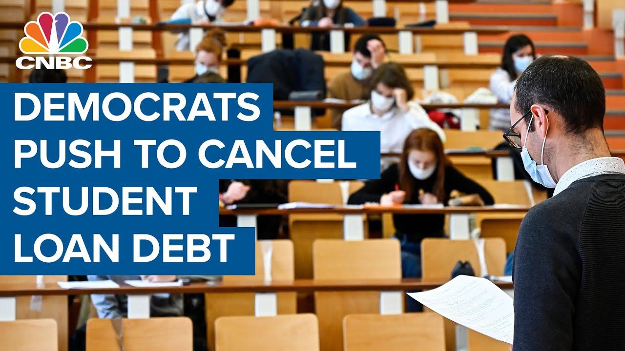 Biden is canceling $5.8 billion in student loan debt, the largest ...