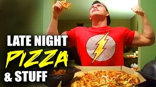 Late Night PIZZA TIME!