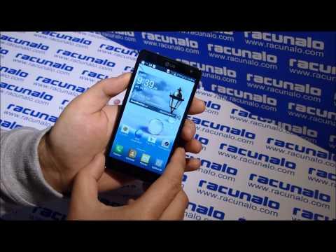 LG L9 II video test