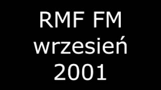 radio RMF FM wrzesień 2001 zamach world trade center wojna af…