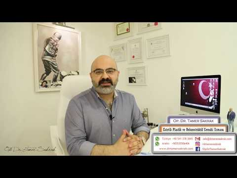 Op. Dr. Tamer Şakrak | Burun Estetiği Nasıl Bir Ameliyattır? 🤔