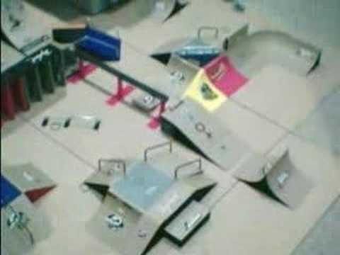 Watch Dogs  Skateboard Deck