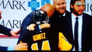 Chris Kunitz Pittsburgh Penguins Winning Goal vs Ottawa Senators Game 7 Eastern Conference Finals