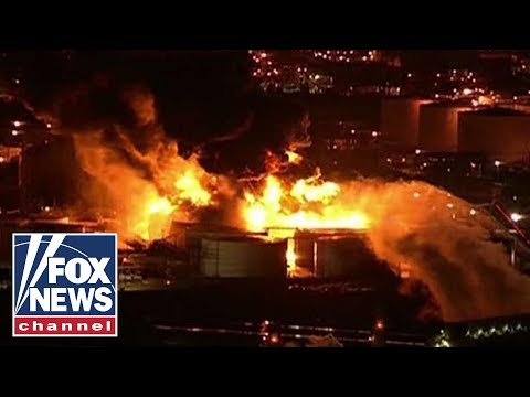 Fire rages at Texas chemical plant near Houston