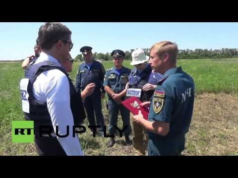 Ukraine: DPR launch de-mining operation monitored by OSCE